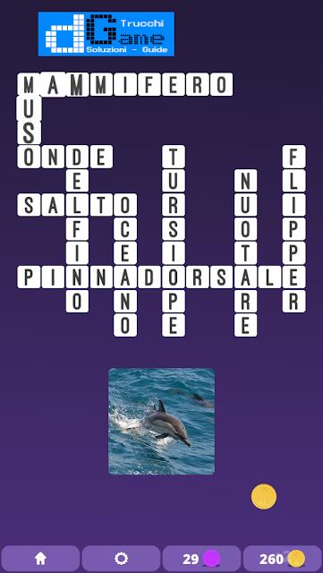 Soluzioni One Clue Crossword livello 11 schemi 1 (Cruciverba illustrato)  | Parole e foto