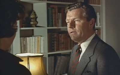Kenneth More as Richard Hannay