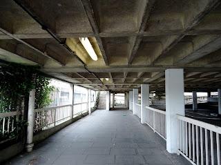 Worthing walkway