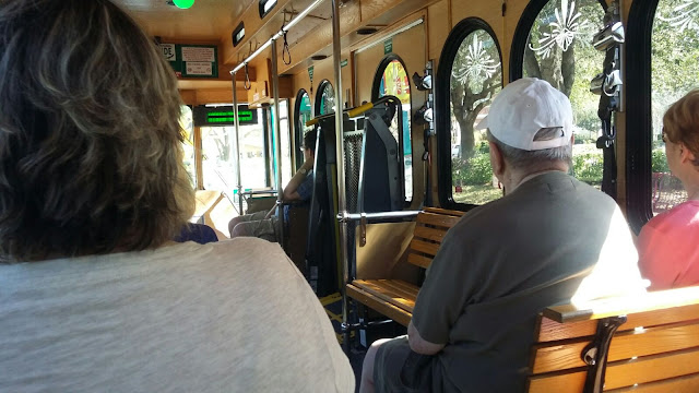I Ride Trolley