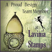 Lavinia Stamps Design Team Member 2019/20