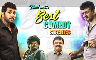 Comedy Scenes 2017 | Tamil Movie Best Comedy Scenes | Ajith | Vikram | Jayam Ravi