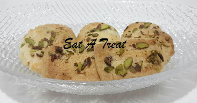 Pistachio-Biscuits