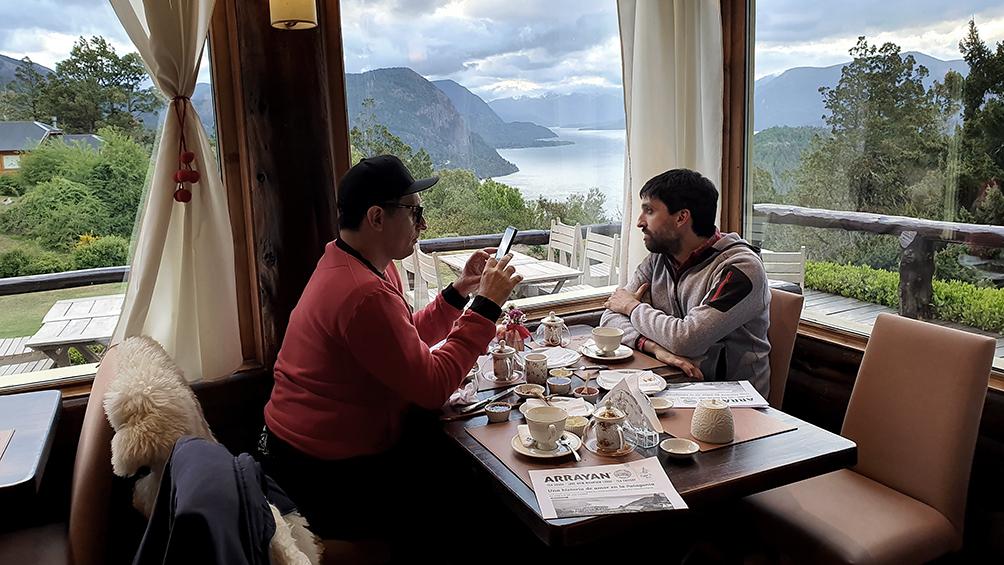 actividad hotelera y gastronómica en Neuquén