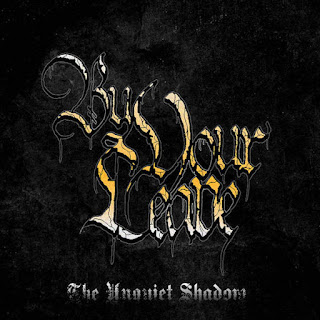 "Το ep των By Your Leave ""The Unquiet Shadow"""