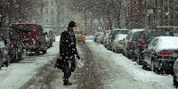A cold New York winter. Research shows there could be much worse to come. (Image Credit: Gregory Tran via Flickr) Click to Enlarge.