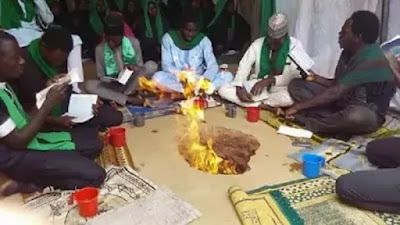 Buhari must die- group