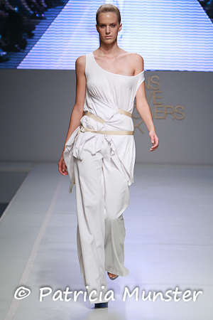 Rita Attala for her brand RATT presented the spring-summer 2012 collection  at the 10th Athens Exclusive Designers Week at Ethniki Asfalistiki  Conference ... a931b5b21df