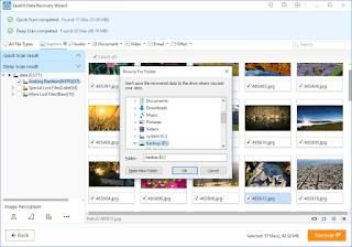 البرنامج الأفضل لإستعادة المحذوفات ويدعم العديد من الأجهزة EaseUS Data Recovery Wizard 11.8.0 setup