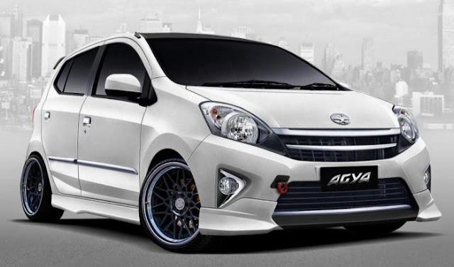 Daftar Harga Mobil Toyota Agya Semua Type 2016