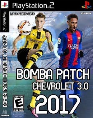 Bomba Patch CHEVROLET 3.0 2017 (PS2) Atualizado até Abril 2017