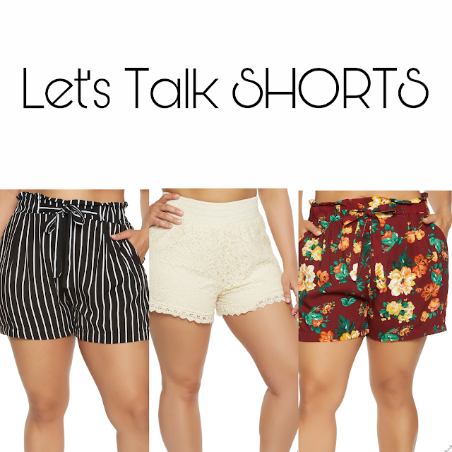 Let's Talk Shorts