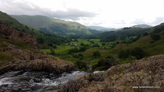 View to Grasmere
