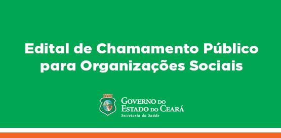 Sesa lança edital para habilitação de Organizações Sociais