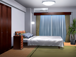 anime bedroom scenery backgrounds landscape episode interactive fancy night wallpapers dark edit male hopscotchdetroit backdrops living cave