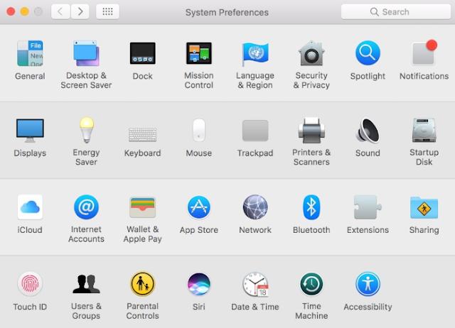 كيفية إعداد Apple Pay على MacBook Air