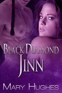 Black Diamond Jinn by Mary Hughes