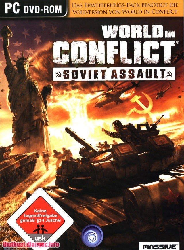 Download Game World In Conflict FLT Full Crack Fshare