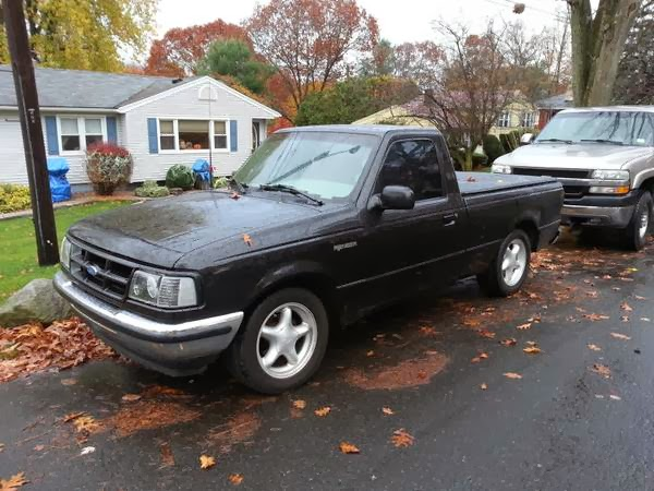 Daily Turismo 2k Svodditty 1994 Ford Ranger Turbo 23 Power