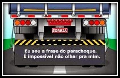 Frases De Parachoque De Caminhão Do Folclore Brasileiro