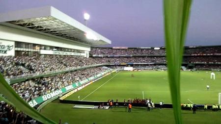 Assistir Coritiba x Grêmio AO VIVO 15/10/2017 - Brasileirão
