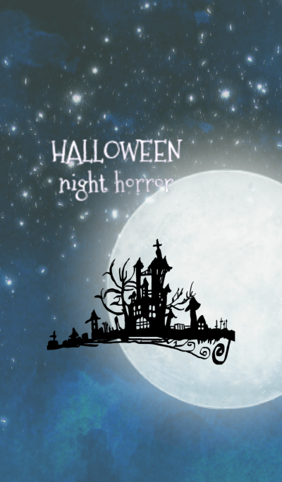 HALLOWEEN night horror