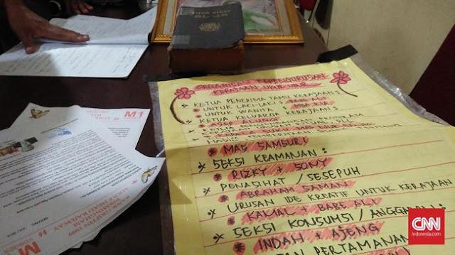 Barisan Fakta Sekte Sesat Kerajaan Ubur-ubur Versi Polisi