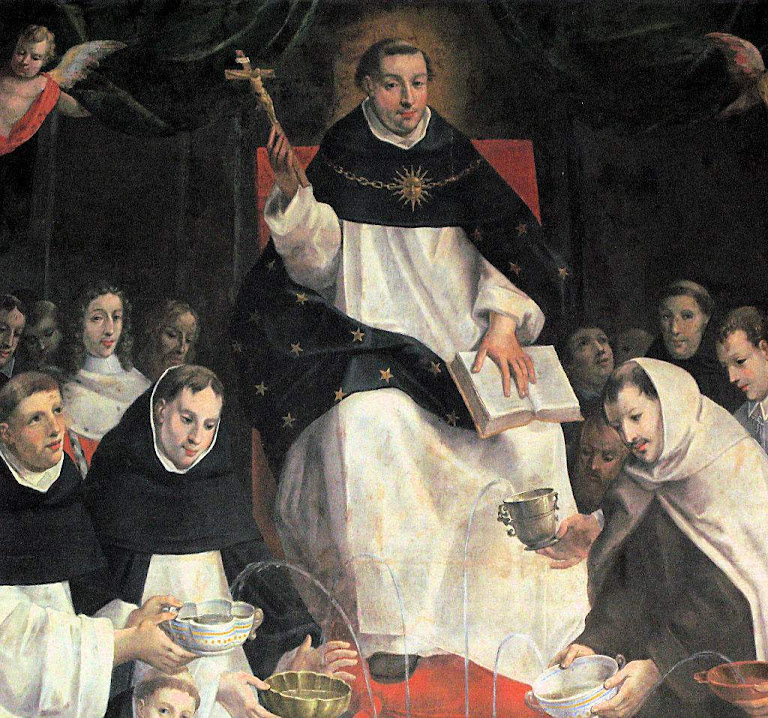 Santo Tomas de Aquino, catedral Notre Dame de Paris