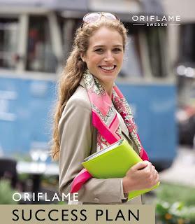 Oriflame success