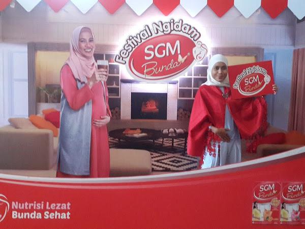 Festival Ngidam SGM Bunda Kini Hadir di Mall Summarecon Bekasi loh!
