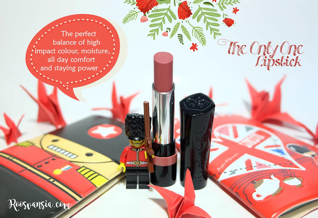 rimmel; rimmel-london; the-only-one-lipstick; review-rimmel-lipstick; lipstick-bagus; indonesia-beauty-blogger; makeup-murah; makeup-bagus; review-lipstick