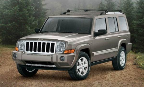 2017 Jeep Commander Redesign