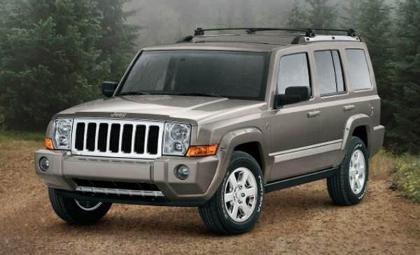 2017 Jeep Commander Redesign