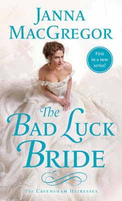#BookReview: The Bad Luck Bride by Janna MacGregor