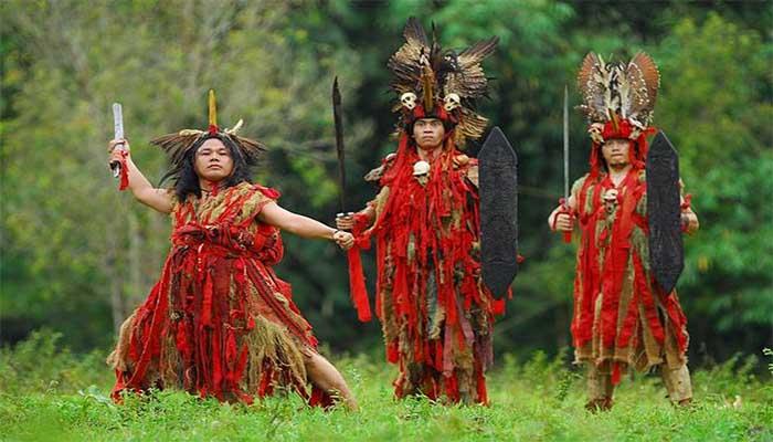 Tari Kabasaran, Tarian Tradisional Dari Sulawesi Utara