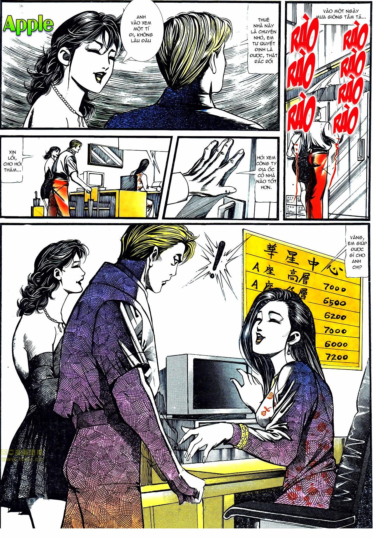 Người Trong Giang Hồ chapter 122: phố dục lạc trang 13
