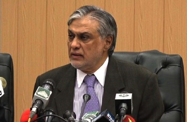 Accountability Court resumes hearing of assets case against Ishaq Dar