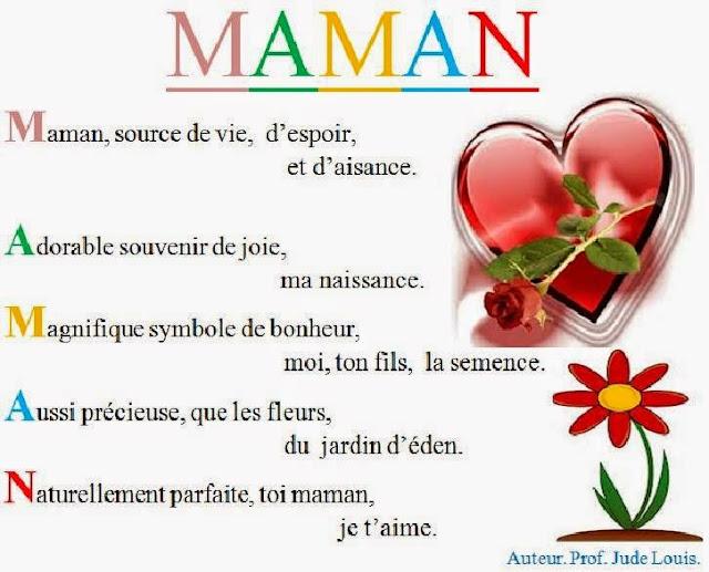 La fête des mères - co oznacza wyraz maman? - Francuski przy kawie