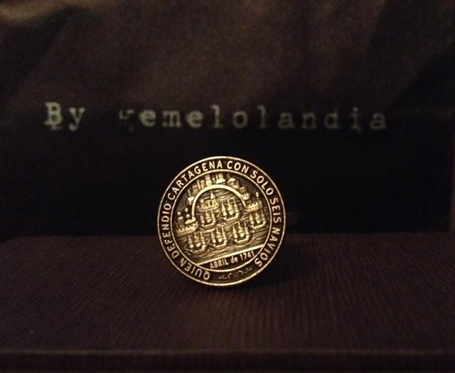 Gemelolandia - Gemelos - Blas de Lezo - Gemelos homenaje Blas de Lezo - El orgullo inglés humillado por Blas de Lezo - Vernon Vs Blass - Gracias Gemelolandia por estos gemelos - ÁlvaroGP - Álvaro García - el troblogdita