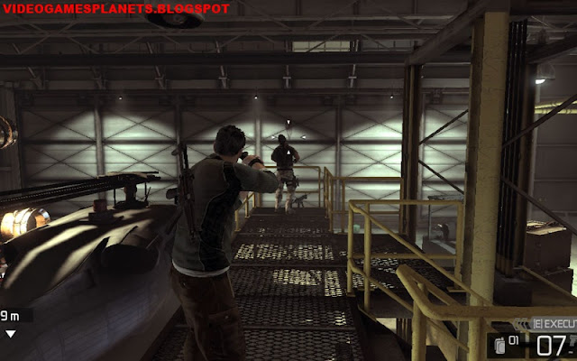 Download Tom Clancy's Splinter Cell: Conviction pc game highly compressed