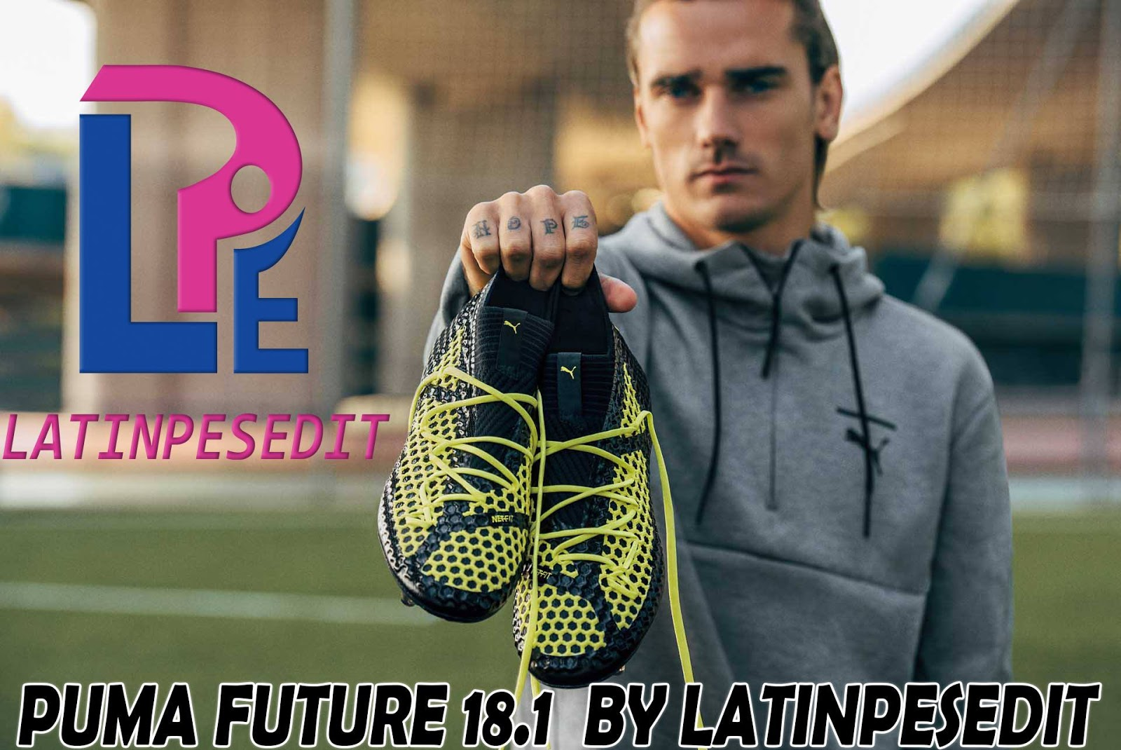 LPE Puma Future 18.1 Boots For PES 2017