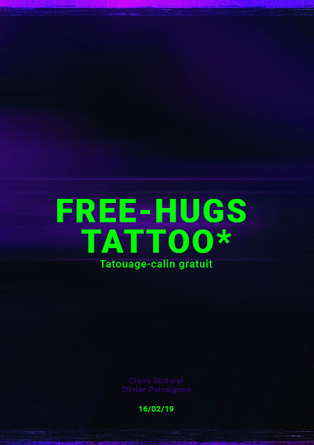free hugs tattoo calin tatouage