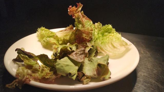 Lettuce leafs Food Recipe