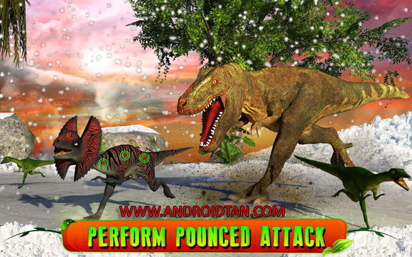Ultimate T-Rex Simulator 3D Apk Download