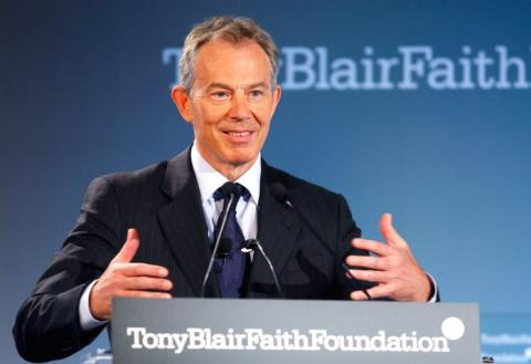 Tony Blair became the youngest Prime Minister of the United Kingdom