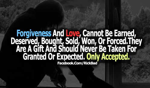 Love Quotes | Love Only Accepted Guy alone Lonely sit Black