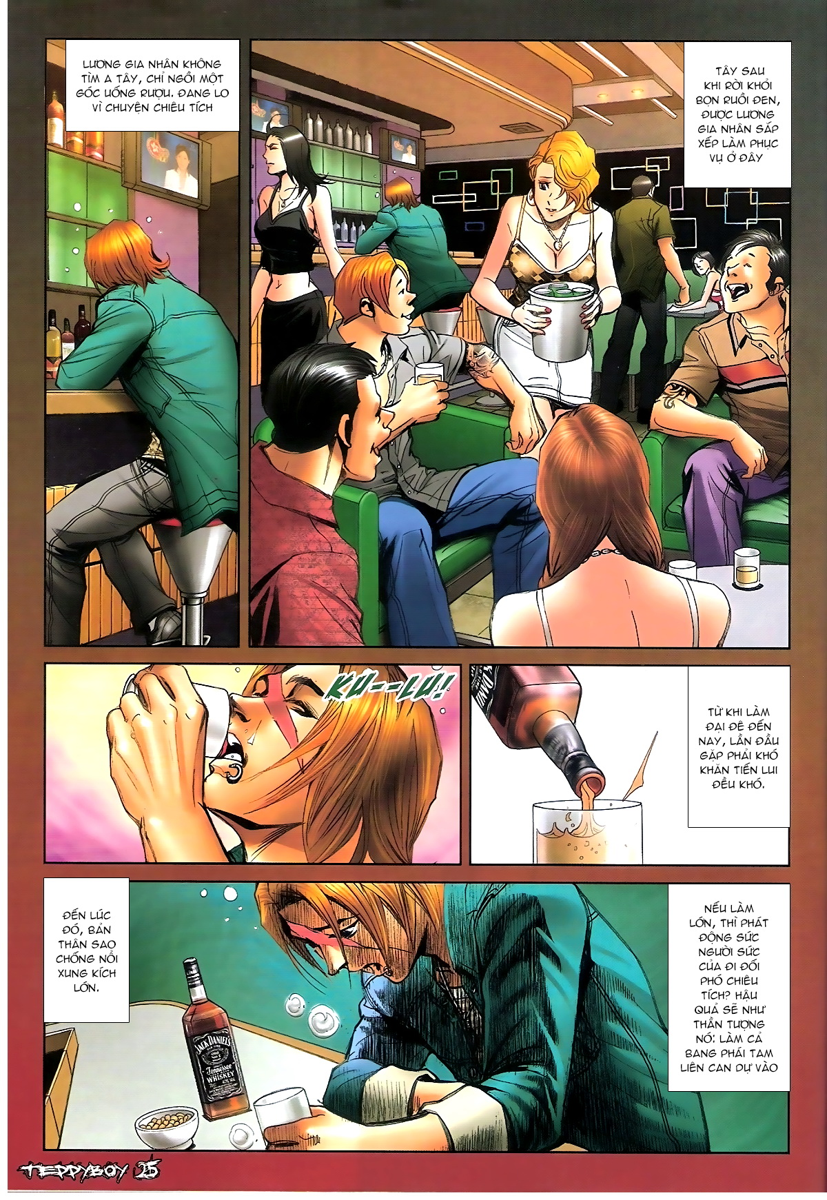 Người Trong Giang Hồ - Chapter 1333: Cao Nhân Tái Hiện - Pic 22