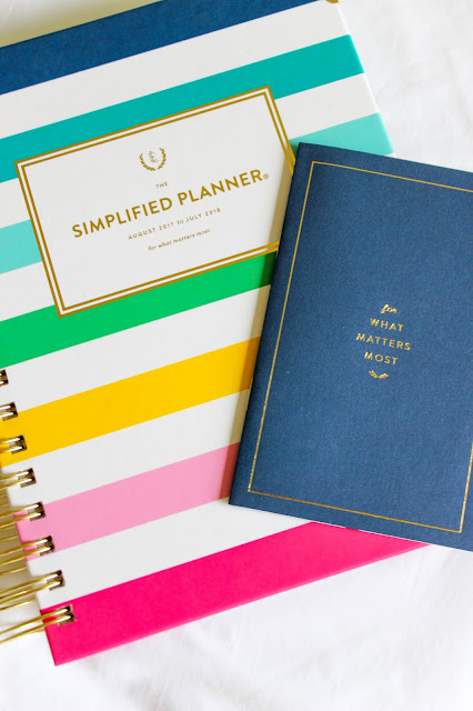 Happy-Stripe-Planner