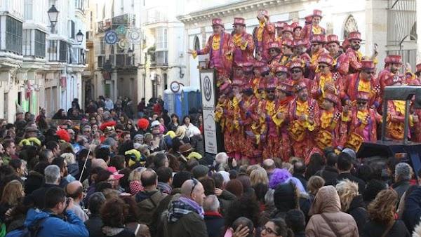 La contundente crítica del Carnaval de Cádiz al juez de La Manada