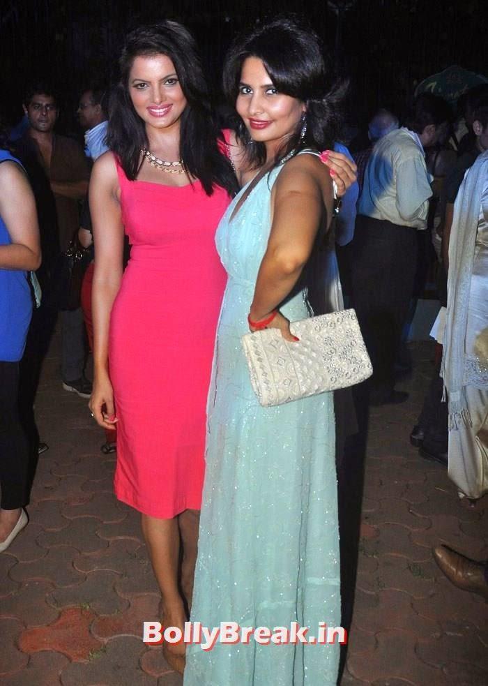 Tripta Parashar, Rachna Shah, Pics from 'Rang Rasiya' Music Launch